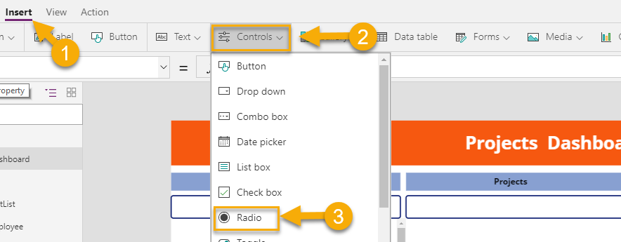 How to Create Projects Dashboards in Office 365 - Part Two