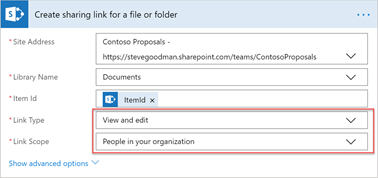 Automating document creation and approvals with Teams and