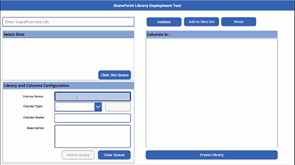 SharePoint Document Library example