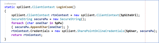 Azure Batch Code