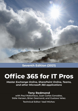Office 365 for IT Pros book