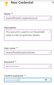 Azure Automation Hybrid Worker Group