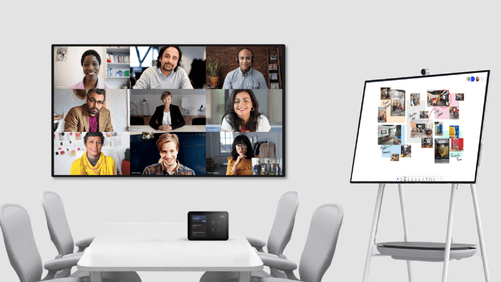 Coordinated Meetings for Microsoft Teams Rooms and Surface Hub